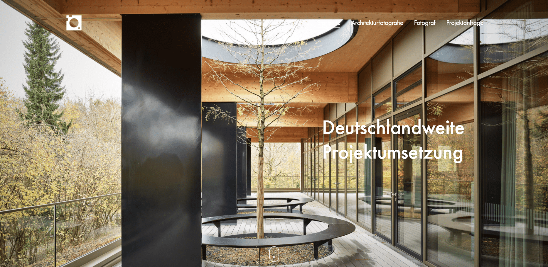 Pagestarter Websiteerstellung Referenz Architekturfotograf